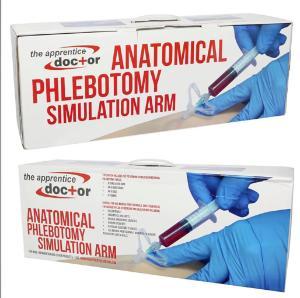 Simulator Phlebotomy Arm-Light