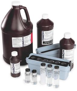 Stablcal® Turbidity Standards, 100 to 7500 NTU, Hach