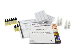 Forensic drug testing