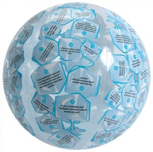 Clever Catch® Classroom Icebreakers Balls