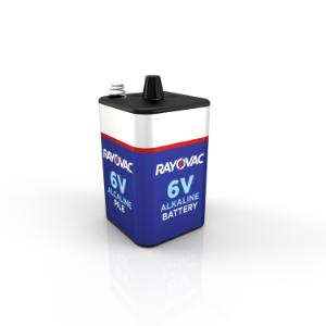 Battery Coil Spring, 6 V