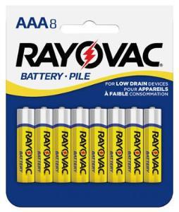 Battery AAA, Zinc Carbon