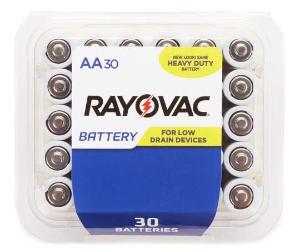 Battery AA, Zinc Carbon