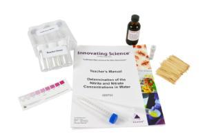 Determination of nitrite nitrate kit