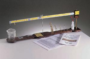 Direct-Reading Specific Gravity Balance