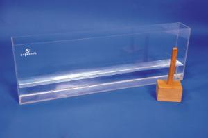 Essential Physics Demo: Refraction/Wave Tank