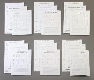 Ward's® Advanced Karyotyping Sets