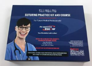 Standard Suture Training Kit