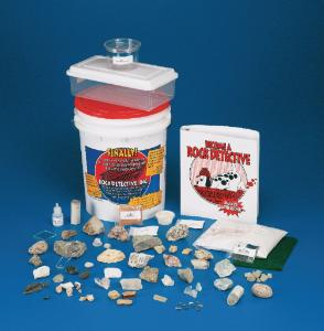 Become A Rock Detective: Dig into Earth Science Kit