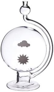 Weather Globe Barometer