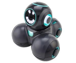 Cue Robot Black