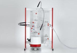 Fractionated Petroleum Distillation, Leybold Products