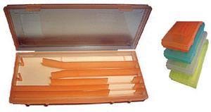 Translucent Plastic Case