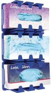 Modular Glove Box Holder, Heathrow Scientific®