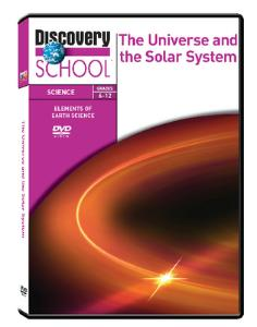 The Universe and the Solar System DVD
