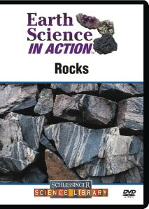 Earth Science in Action: Rocks DVD