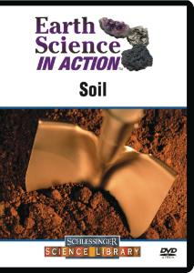 Earth Science in Action: Soils DVD