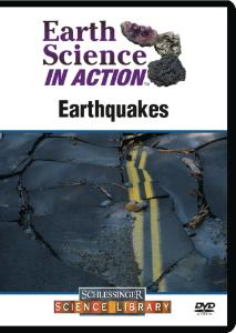 Earth Science in Action: Earthquakes DVD