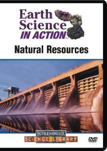 Earth Science in Action: Natural Resources DVD