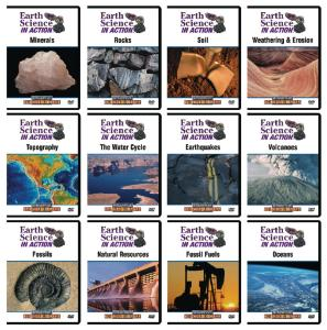 Earth Science in Action Complete Series