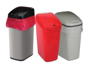 SCIENCEWARE® Touch Free™ Automatic Waste Cans, Bel-Art