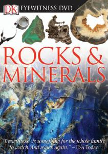Eyewitness Rocks and Minerals DVD