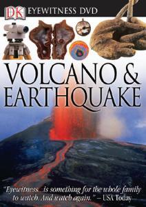 Eyewitness Volcano and Earthquake DVD