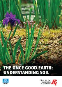 The Once Good Earth: Understanding Soil DVD