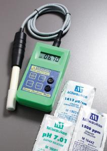 pH/EC/TDS Meter