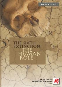 The Sixth Extinction: The Human Role DVD