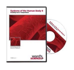 Interactive Whiteboard Lessons: Systems of the Human Body II: Providing Fuel & Protection CD-ROM