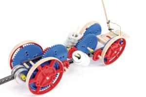 TeacherGeek Mousetrap Vehicle
