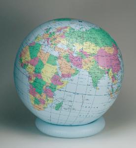Inflate-A-Globe