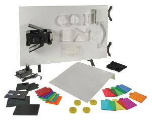 Whiteboard Color Optics