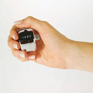 Pocket Hand-Tally Counter