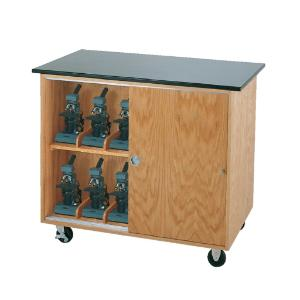 Mobile Microscope Cabinet