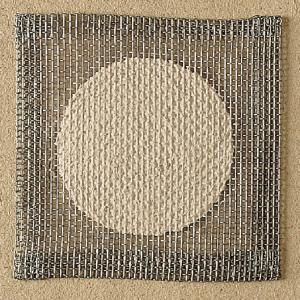 Iron Wire Gauze with Ceramic Center
