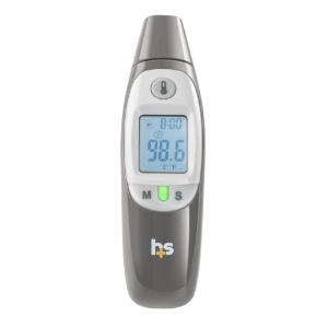 Digital compact infrared ear thermometer