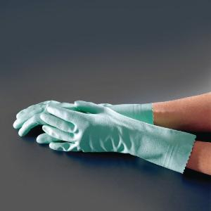 Solvent-Resistant Nitrile Gloves