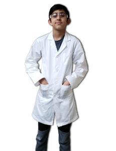 Student Laboratory Coats Size 8/10