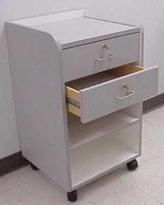 Phlebotomy/Supply Carts, Cabinets, Mitchell Plastics