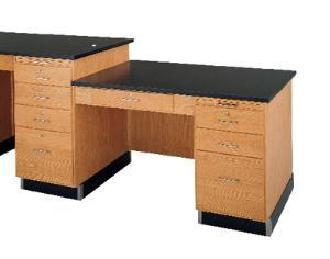 Side Desk for Instructors Lab Tables
