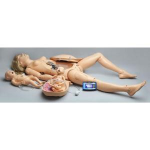 Gaumard® Birthing Simulator With Birthing And Resuscitation Babies
