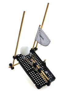 TeacherGeek Basic Ping-Pong bal launcher Pack of 10