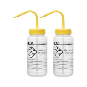 Wash bottles, Isopropanol, 500 ml
