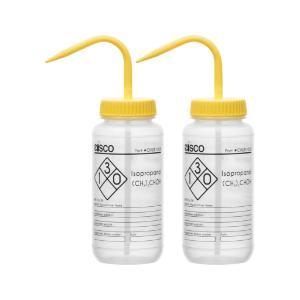 Wash bottles, Isopropanol, 500 ml