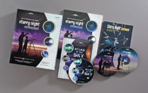 Starry Nights Enthusiast CD-ROM