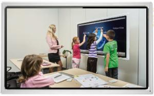 Interactive Flat Panel Display Boards, Triumph Board