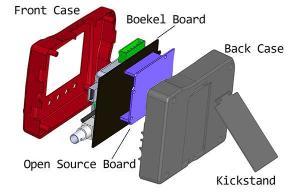 Open Source transmitter probe