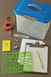 Ward's® Crime Scene Documentation Kit